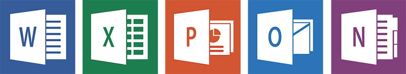 Laptopi s windowsima - programi Microsoft Office